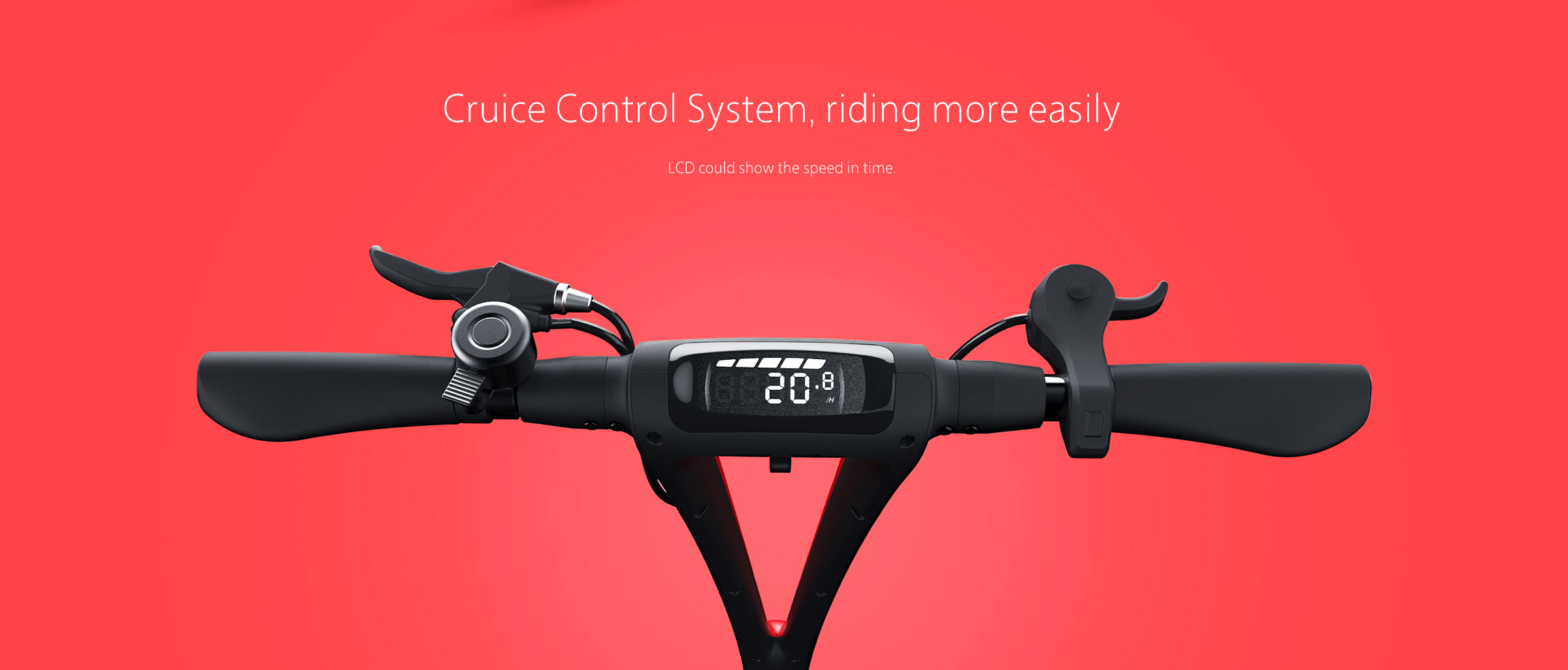 cruice control system,riding more easily